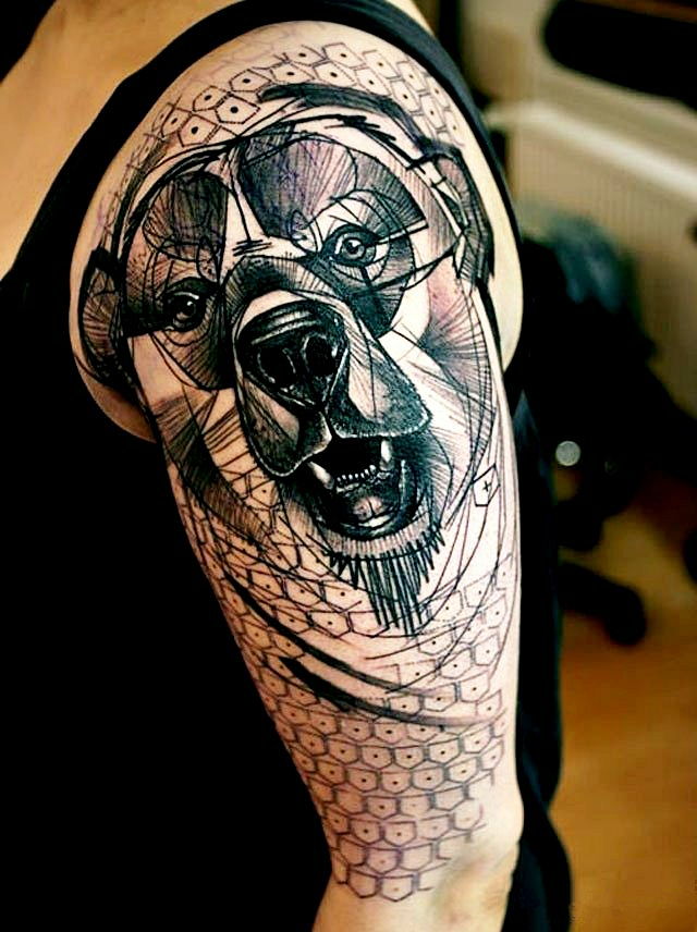 928c5db401b90 ... Tattoo-on-forearm-men-in-the-style-of- ...