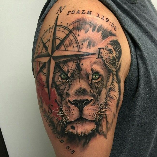 108 Best Badass Tattoos For Men