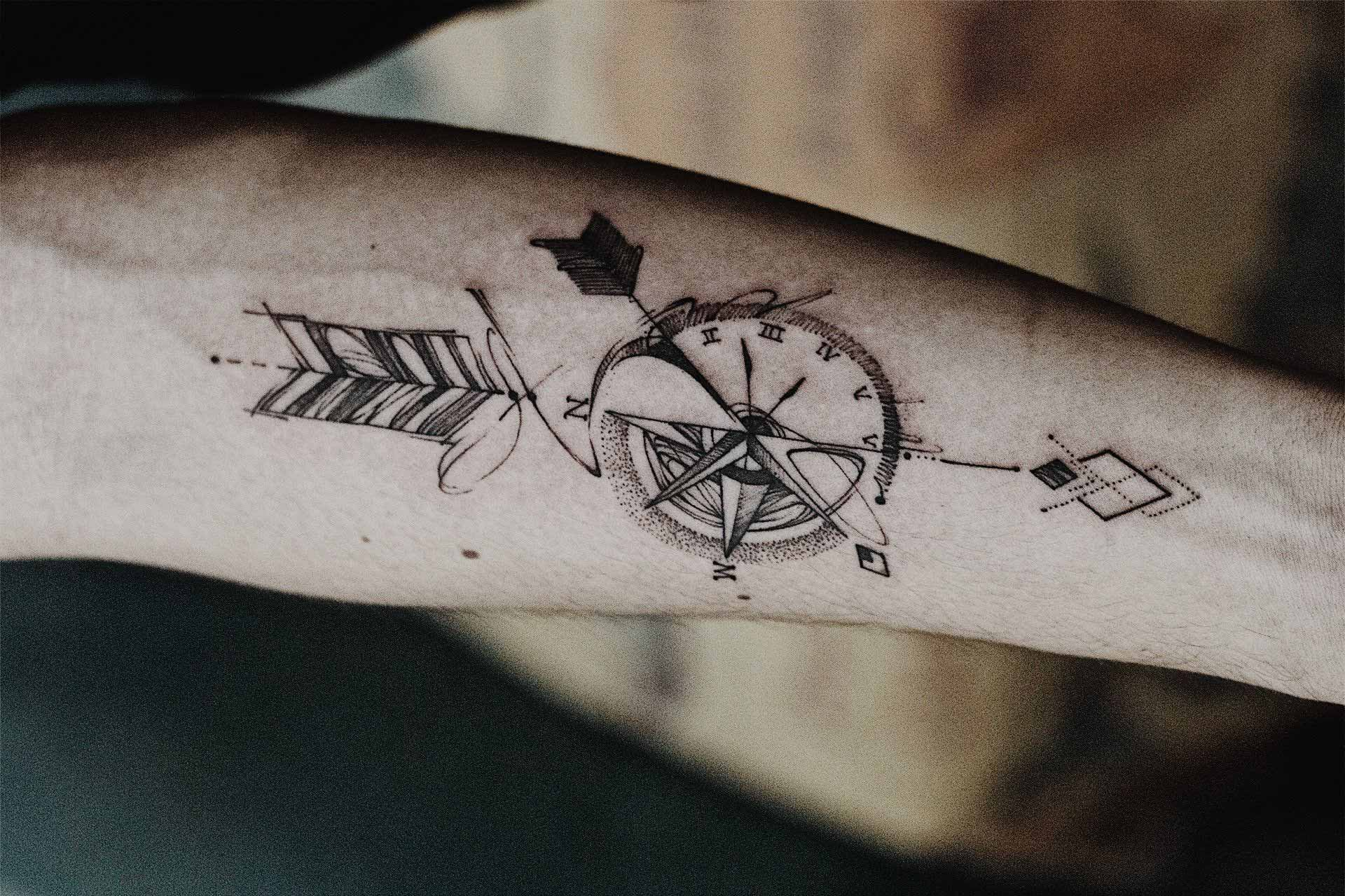 Want To Get Yourself Inked? Choose From The 10 Best Tattoo