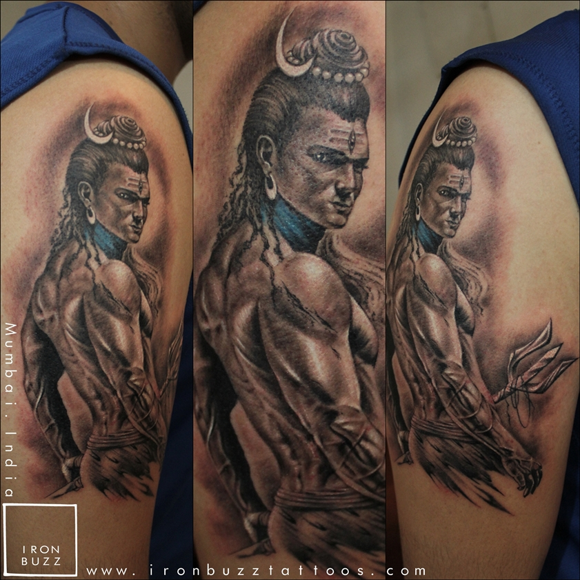 Tattoo Designs Mahadev: 108 Best Badass Tattoos For Men