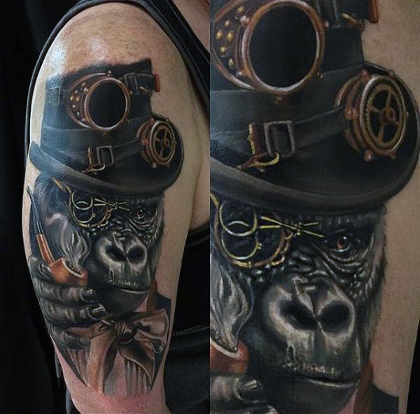 144e932fa 108 Best Badass Tattoos for Men | Improb