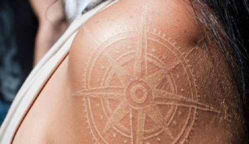8e13a627e Check out these top compass tattoos for men if you need inspiration for a  kick-ass design.