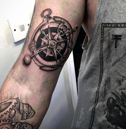 The 105 Best Inner Bicep Tattoos For Men Improb