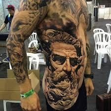 The 60 Best Rib Tattoos For Men Improb