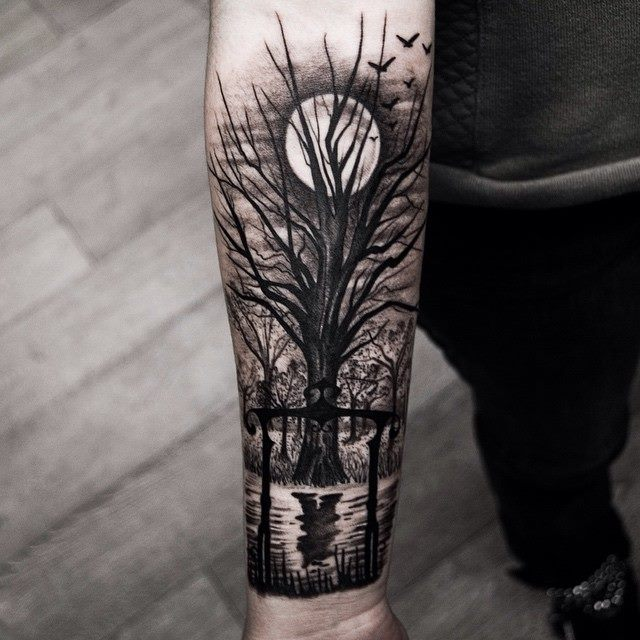 108 Best Badass Tattoos For Men Improb