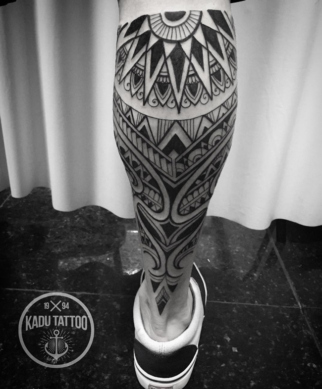 Tattoo Designs Legs: The 85 Best Leg Tattoos For Men