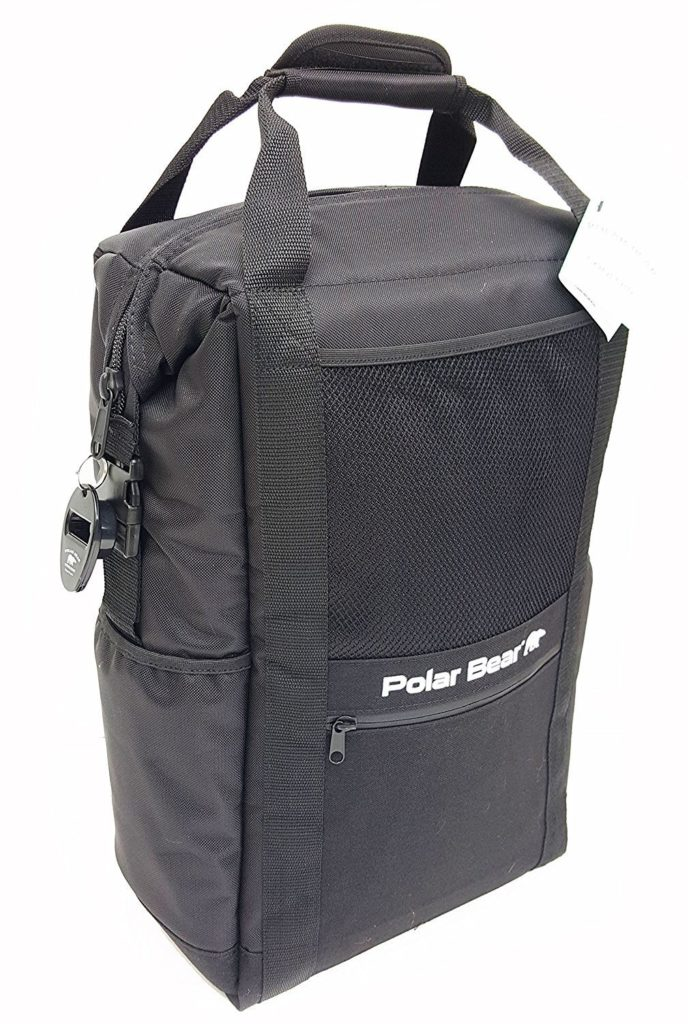 cooling temperature backpack