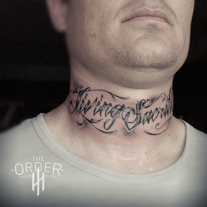 The 80 Best Neck Tattoos For Men Improb
