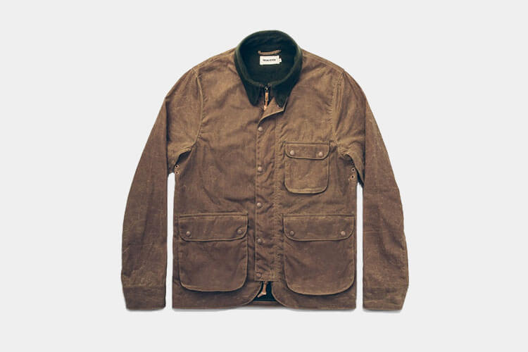 50a9505bc21 Sealed: 15 Best Waxed Canvas Jackets for Men | Improb