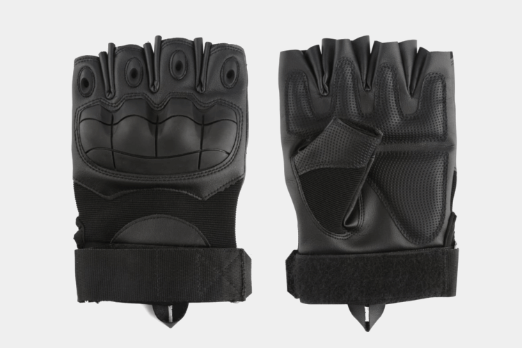 Accmor Fingerless Tactical Gloves