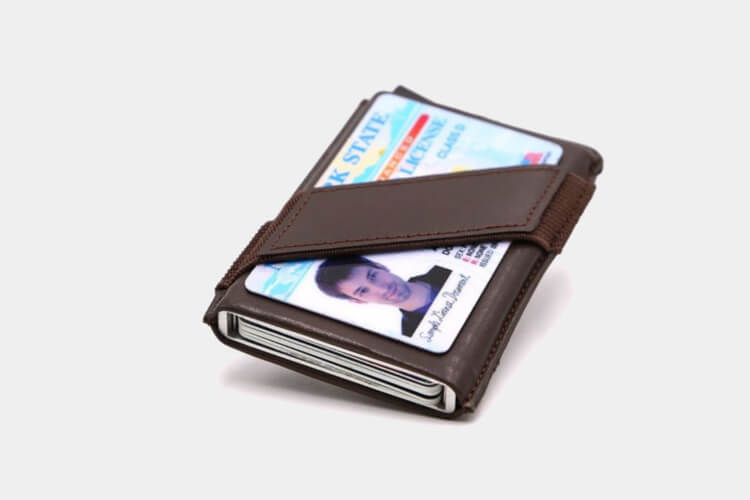 Dinghao RFID-Blocking Aluminum Wallet