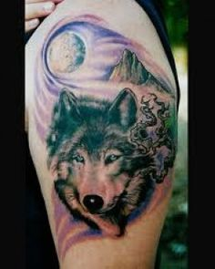 wolf-tattoo-design-moon-tattoo-designs