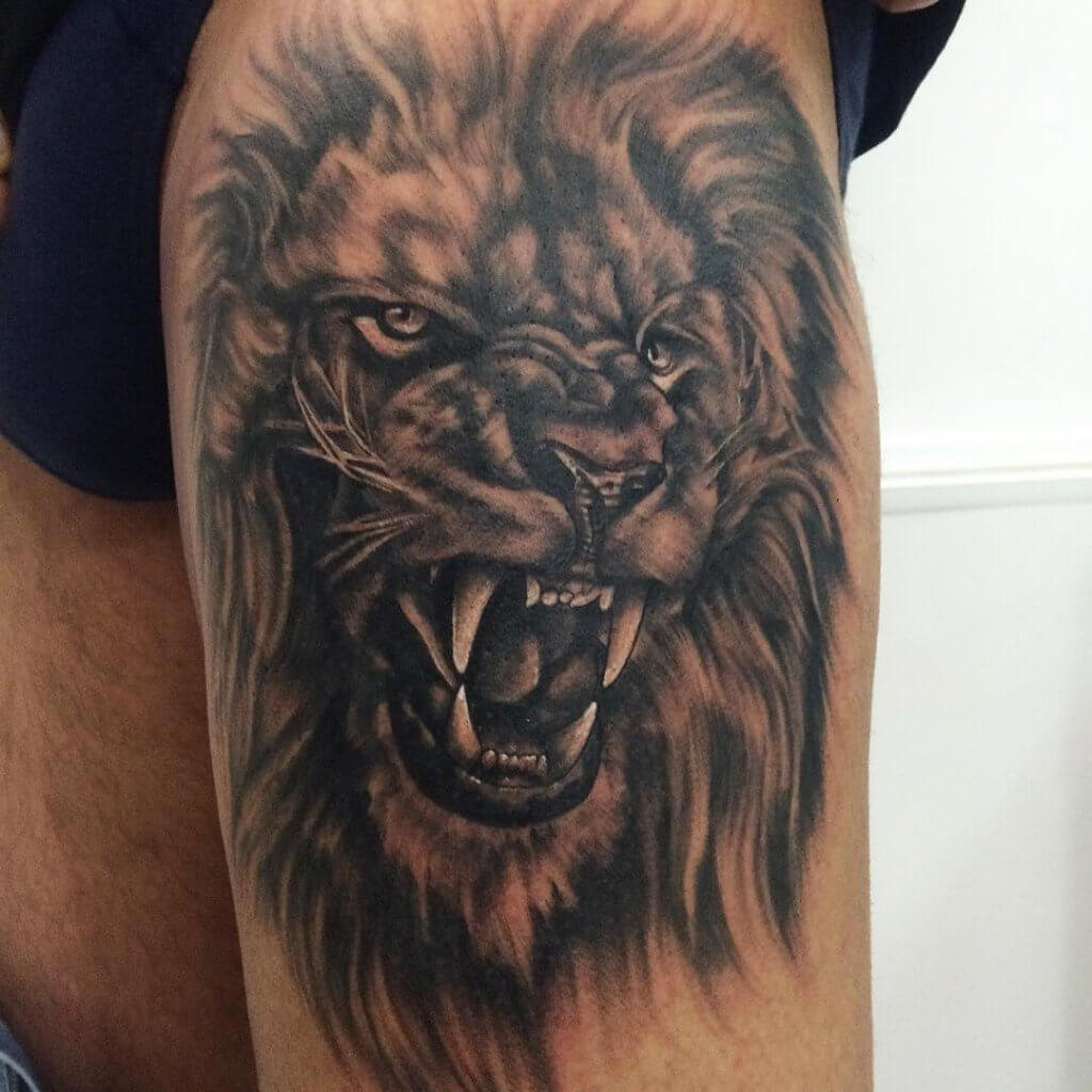 Tattoo-on-the-thighs-at-the-guy-lion-1024x1024