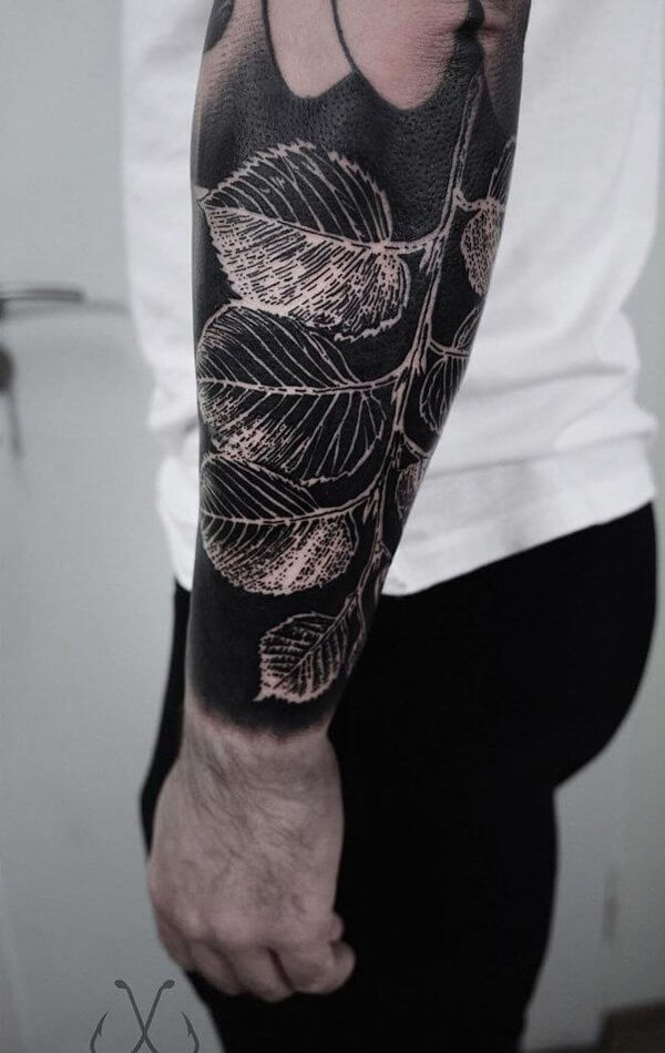 Black Sleeve Tattoo: Top 100 Best Forearm Tattoos For Men