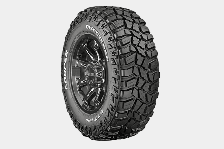 Cooper Discoverer STT Pro Off Road Tire