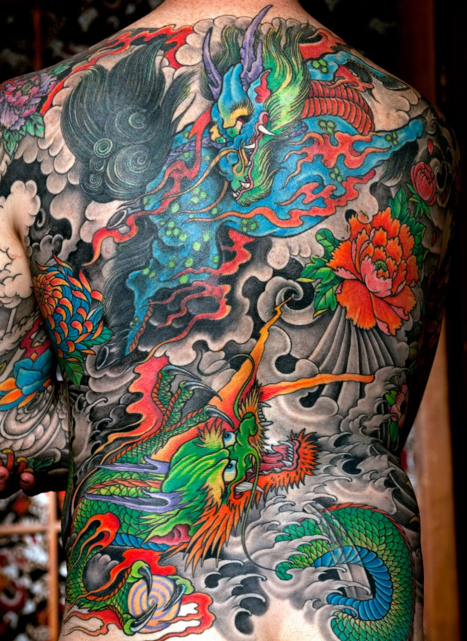 Top 103 Best Japanese Tattoos For Men Improb