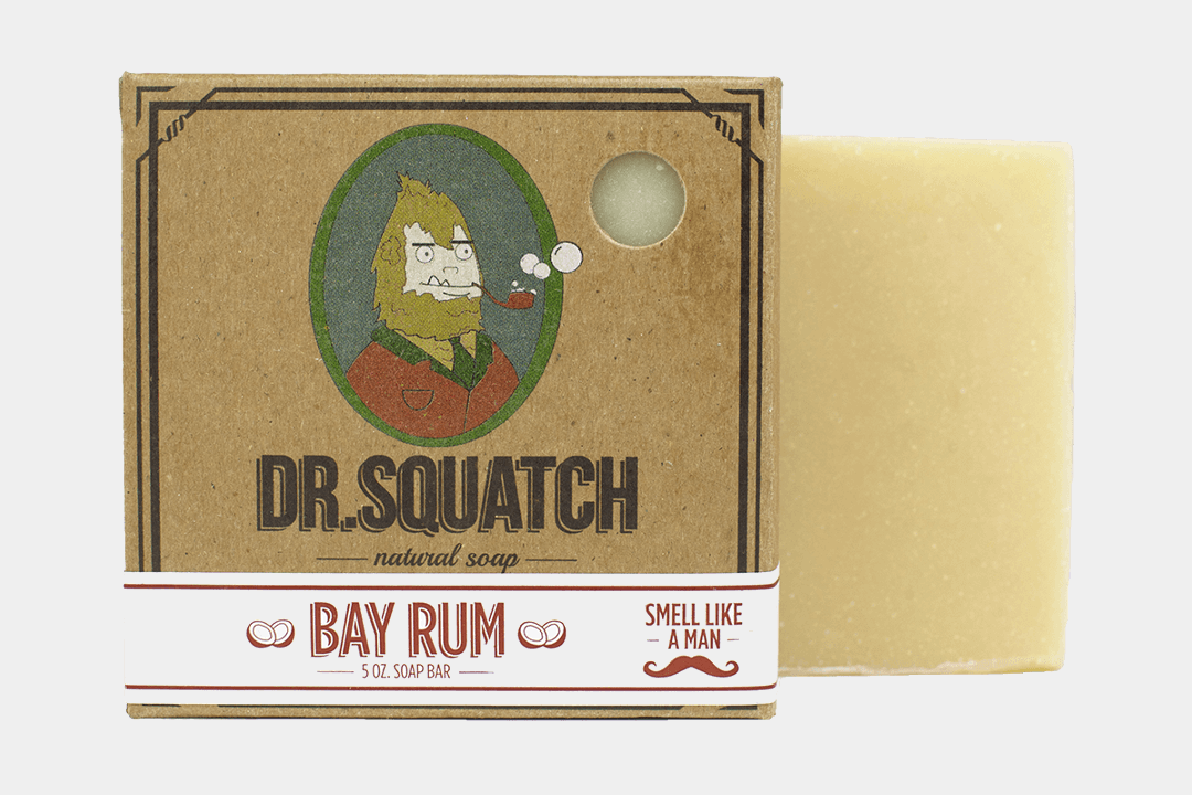 Dr. Squatch Naturally Scented Soap