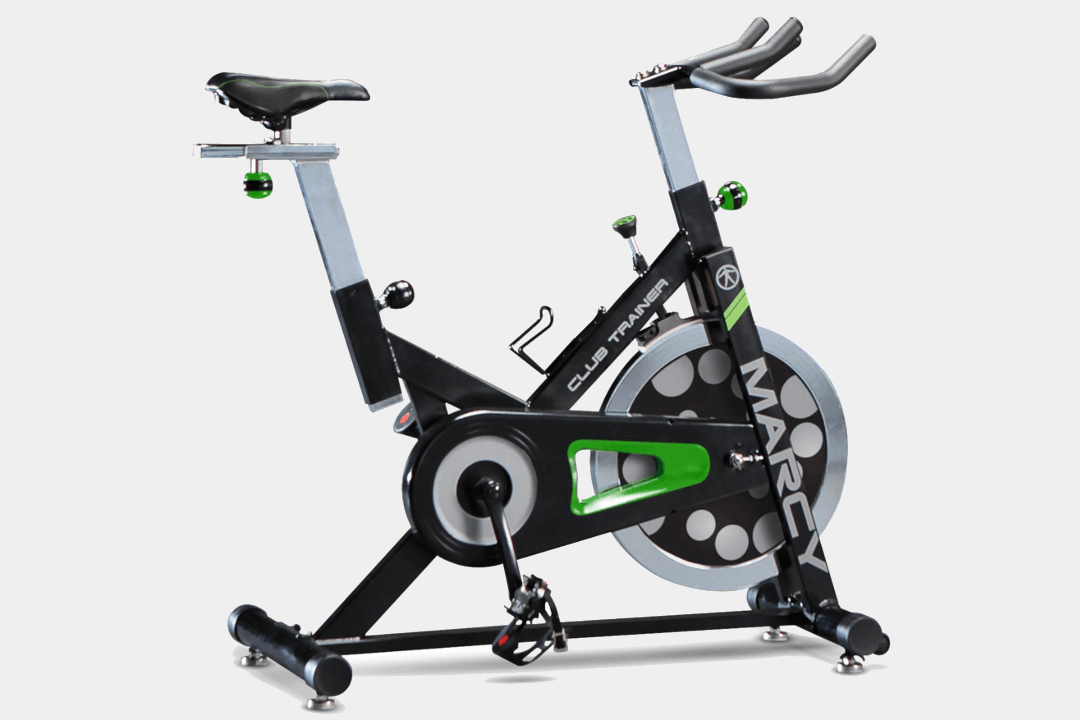 Marcy Club Revolution Stationary Cycle Trainer