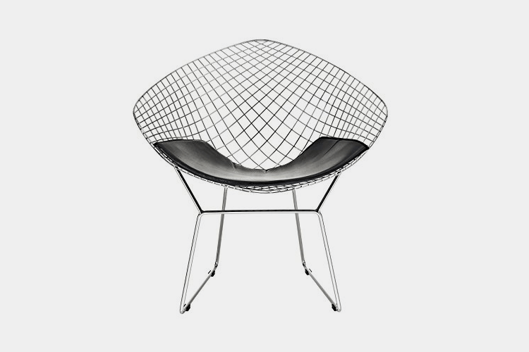 Modway Bertoia Style Diamond Chair