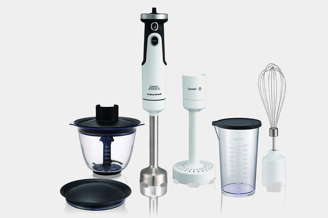 Morphy Richards Total Control Hand Blender Pro Set
