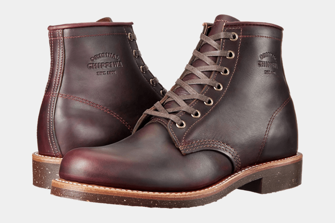 Original Chippewa Collection Service Utility Boot