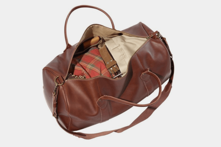 Signature Duffle Travel Bag by L.L. Bean