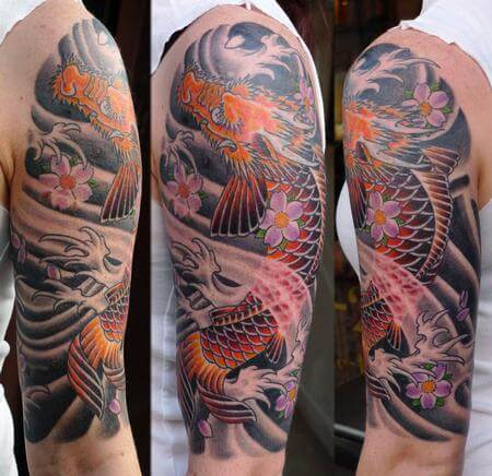 08bcee48a13d4 The 80 Best Half Sleeve Tattoos for Men | Improb