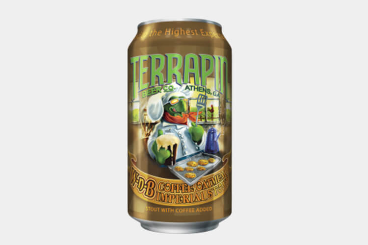 Terrapin Beer Co. W-n-B Coffee Oatmeal Imperial Stout