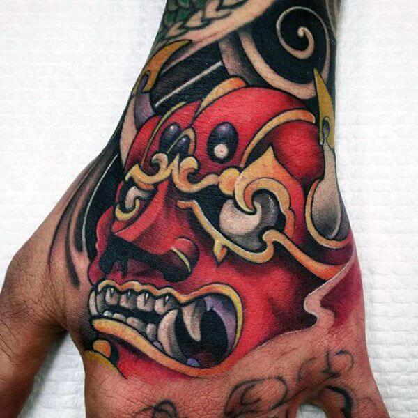 hannya-mask-tattoo-samurai-mask-tattoo
