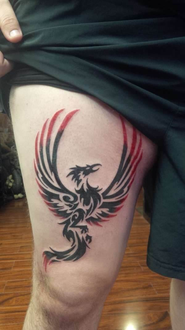 awesome phoenix-tattoo-sleeve-phoenix-tattoos