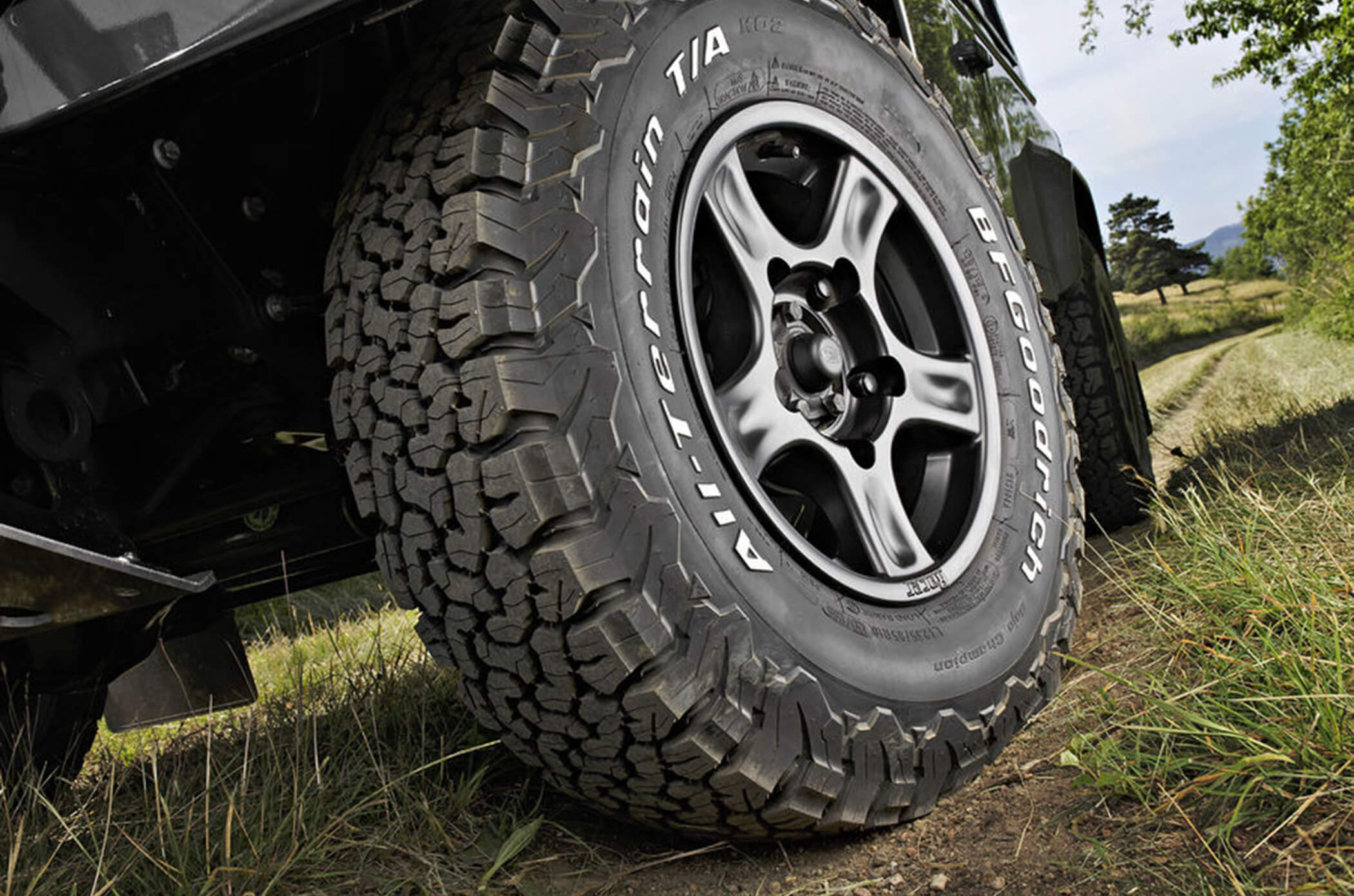 The 10 Best All Terrain Tires Improb