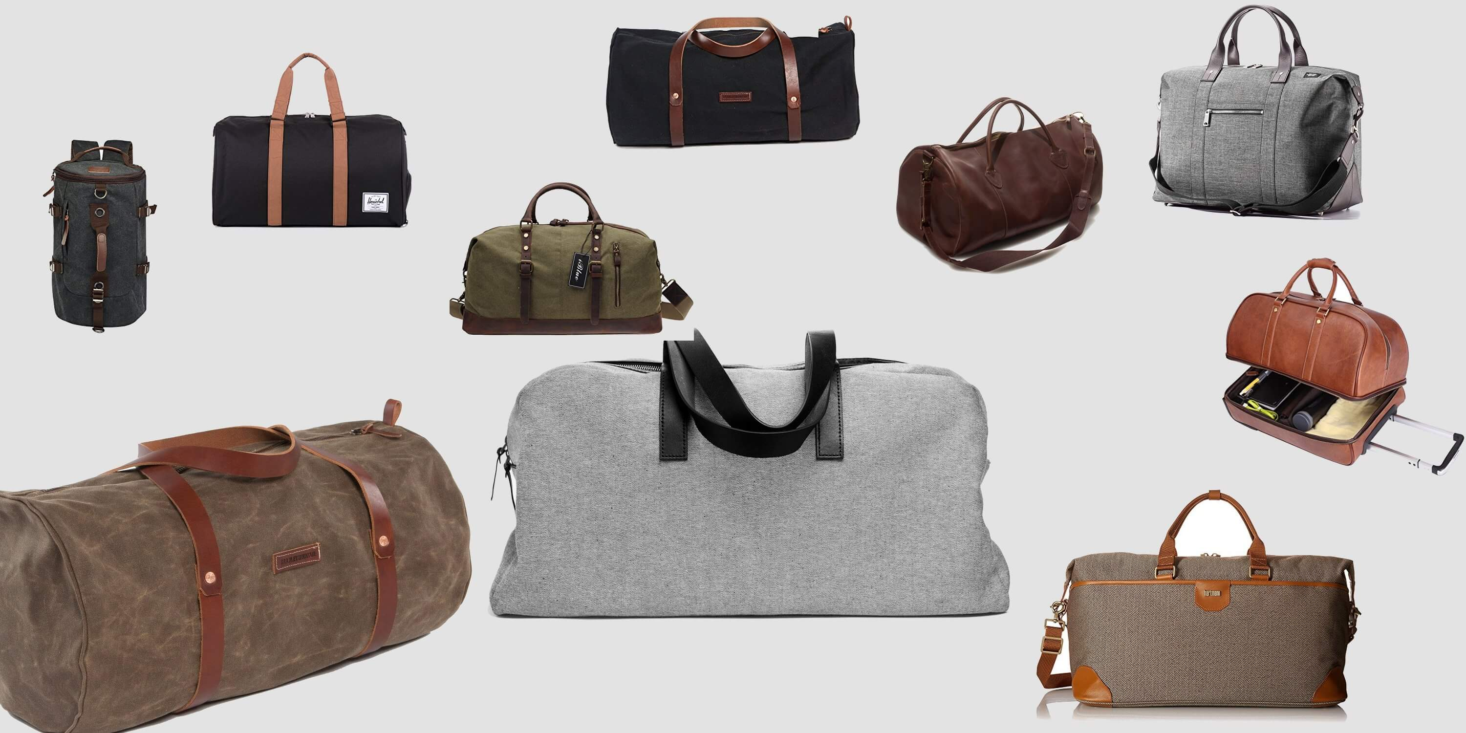 402fa2f02b86 The 24 Best Weekenders and Duffel Bags For Men
