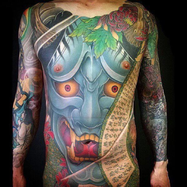 Top 103 Best Japanese Tattoos For Men
