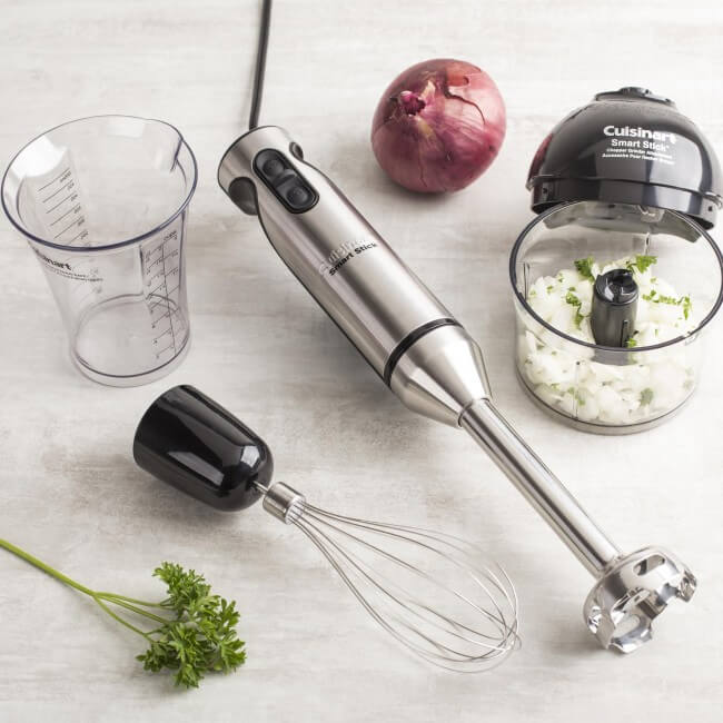 buying guide for immersion blenders