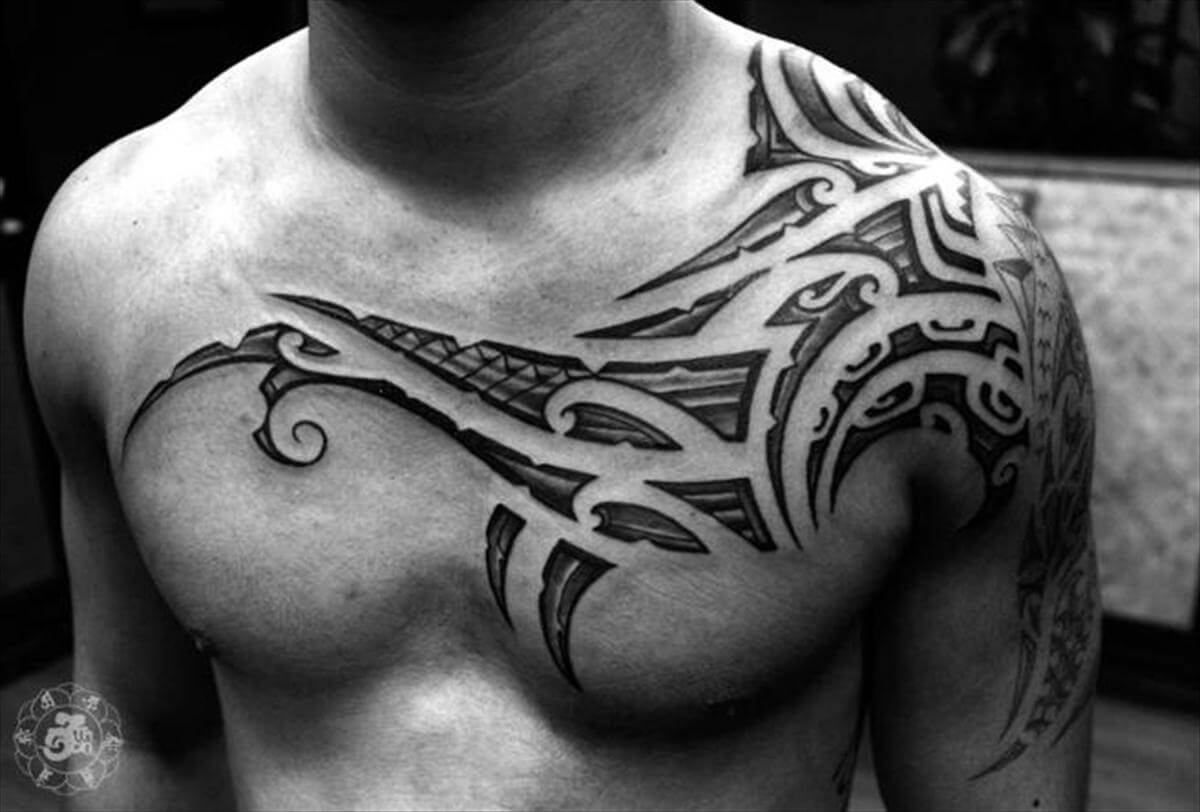 Power 70 Best Tribal Tattoos For Men Improb