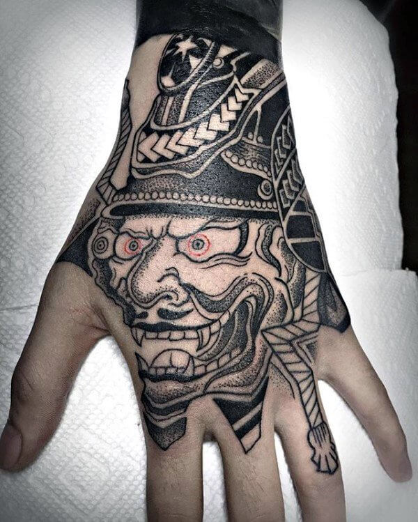 Tattoo Designs For Girls On Hand: Top 75 Best Hand Tattoos For Men