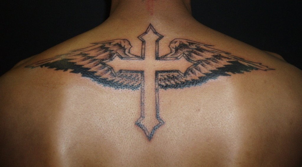 56 Best Cross Tattoos For Men Improb