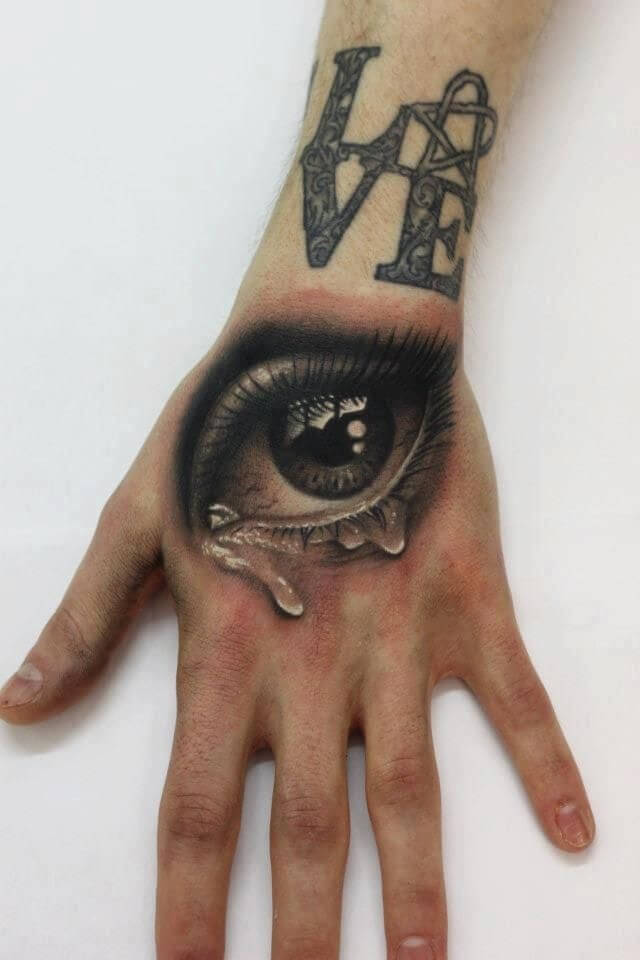 Small Tattoo Designs For Hands: Top 75 Best Hand Tattoos For Men