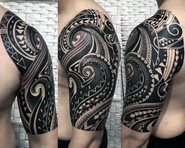 The 80 Best Half Sleeve Tattoos for Men | Improb