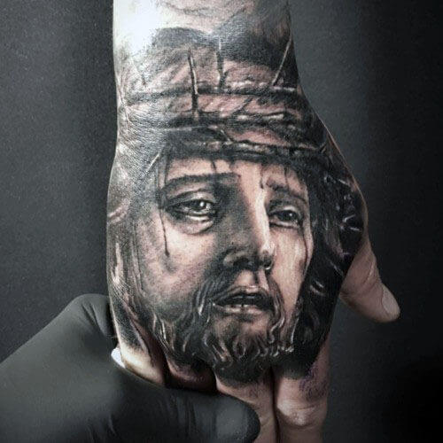 Top 75 Best Hand Tattoos For Men Unique Design Ideas Improb