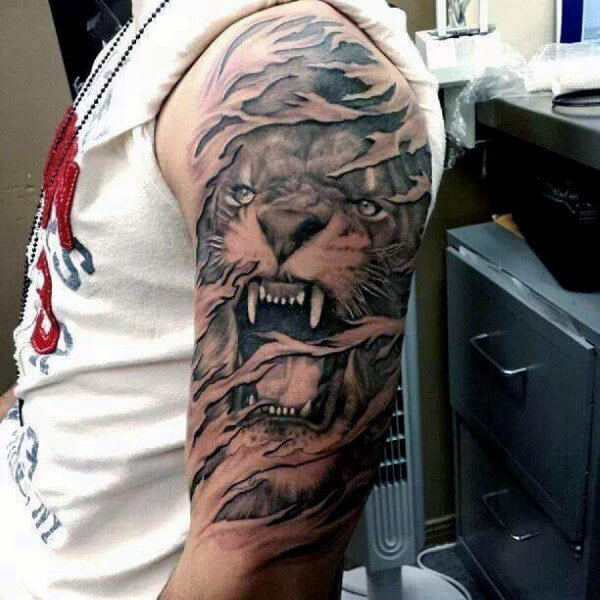 fb068e416 The 80 Best Half Sleeve Tattoos for Men | Improb