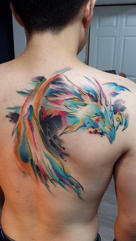 The 112 Best Watercolor Tattoos For Men Improb,Design Your Own Cosmetic Packaging