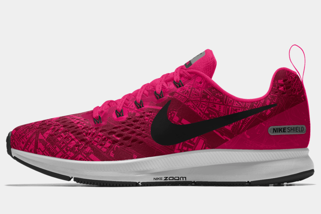 Nike Air Zoom Pegasus 34 Shield iD Shoe