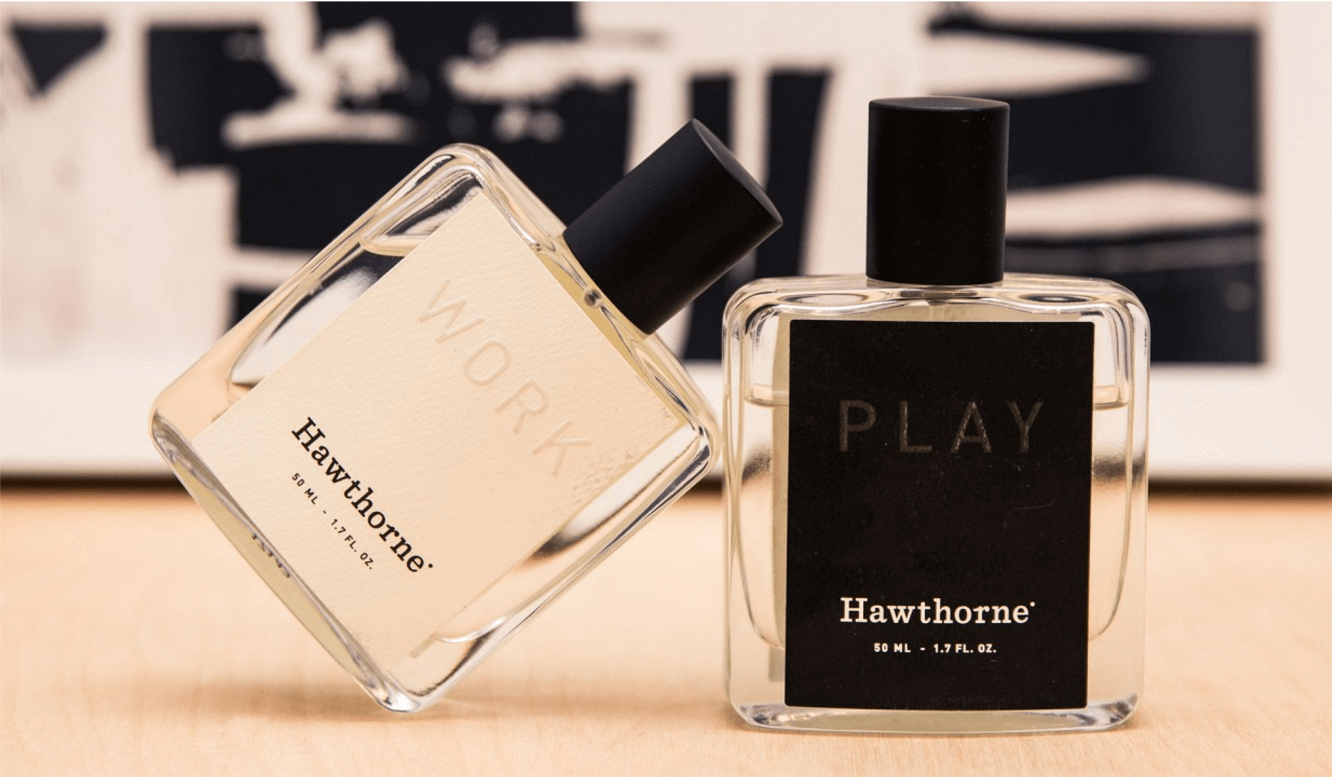 Hawthorne Personalized Cologne