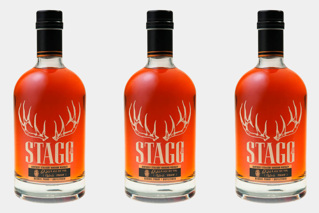 George T. Stagg Stagg Jr. Bourbon Whiskey