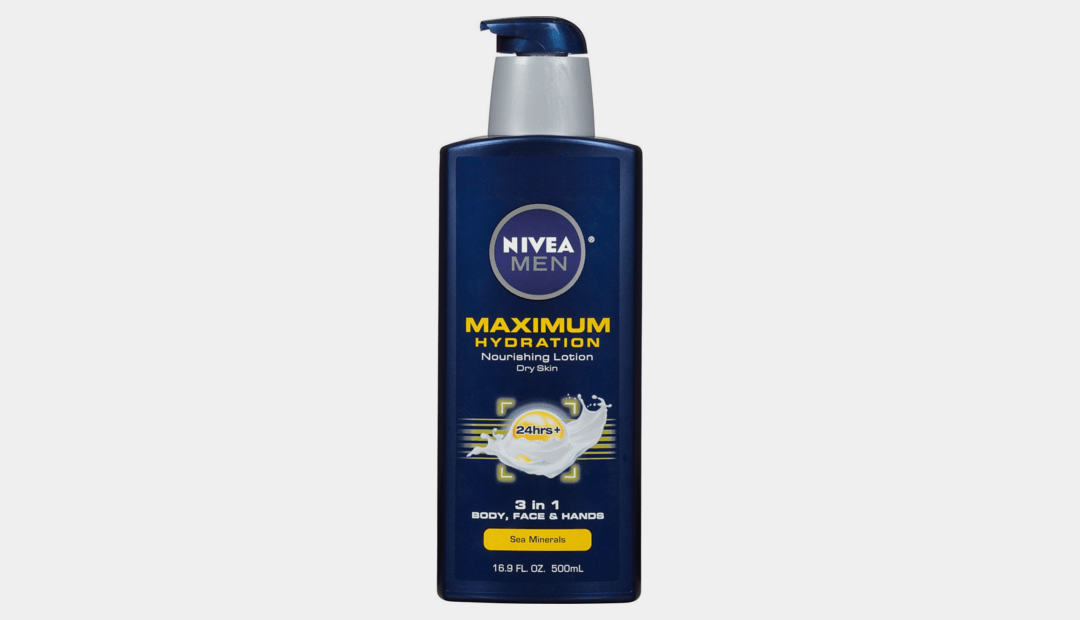 NIVEA Men Maximum Hydration Nourishing Lotion
