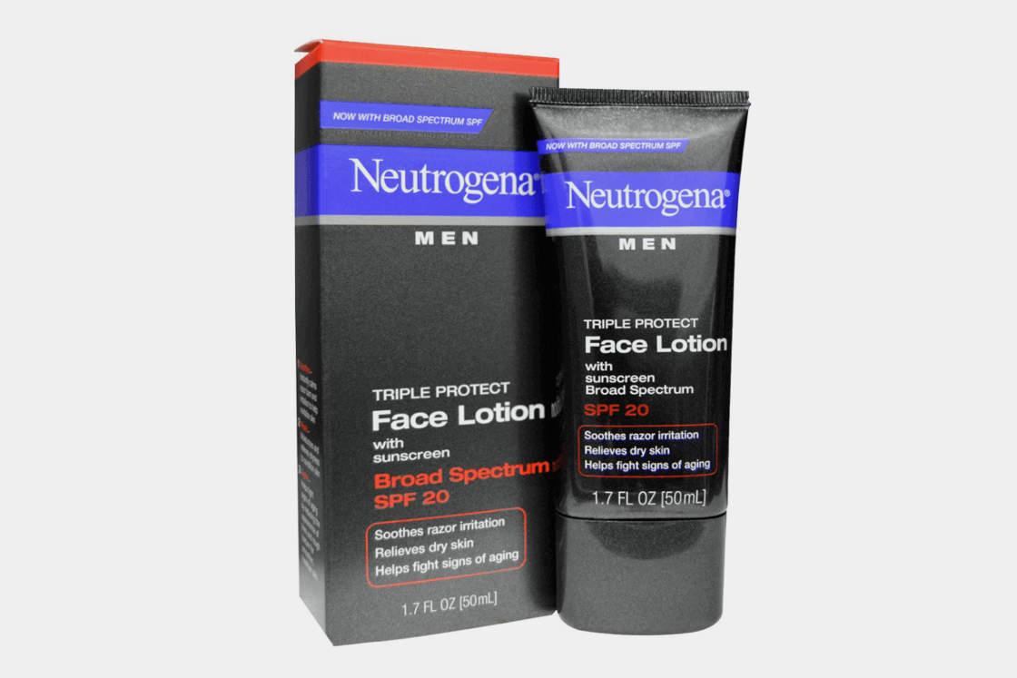 Me! best facial lotion for men