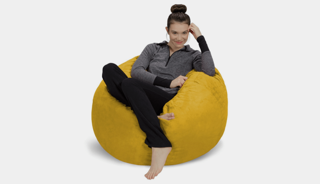 Phenomenal The 13 Best Bean Bag Chairs For Adults Improb Caraccident5 Cool Chair Designs And Ideas Caraccident5Info
