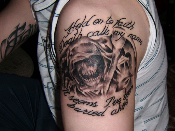 The 79 Best Grim Reaper Tattoos For Men Improb