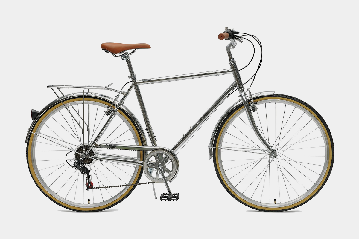 Critical Cycles Beaumont-7 Men's Urban City Commuter Bike